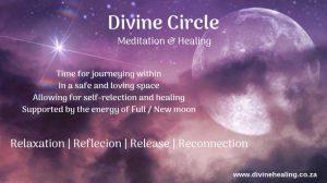 DIVINE CIRCLE: Full moon - Divine Healing
